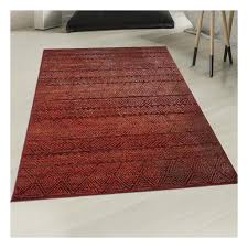 Berber <b>Rug 80x150 Cm</b> Rectangular AF CHILA Red Room Suitable ...