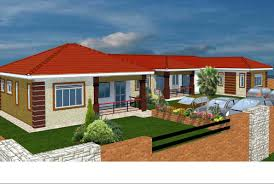 Build a spacious two bedroomed house   Daily MonitorThe architectural plan shown is an example of a two bedroomed