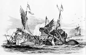 a short analysis of tennyson s the kraken interesting literature and he tennyson the kraken