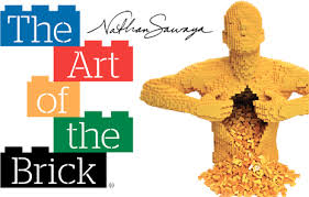 Image result for art of the brick photos