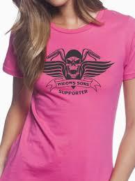 Women's <b>Skull</b> & <b>Wings</b> T Shirt – Badlime Promo and Apparel