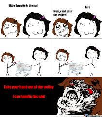 Stupid Mom by toboe - Meme Center via Relatably.com