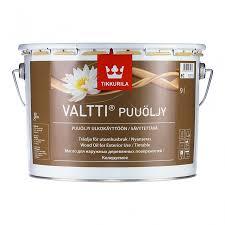 Tikkurila <b>Valtti Puuöljy</b> | Tikkurila