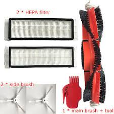 <b>Original</b> For <b>XIAOMI Mi</b> Robot Vacuum Cleaner Main Brush HEPA ...