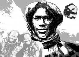 Cheikh Ibra Fall war einer der ersten Anhänger von Cheikh Ahmadou Bamba (1852 -1927), des großen Mystikers und spirituellen Sufimeisters aus dem Senegal. - cafe%2520touba_4