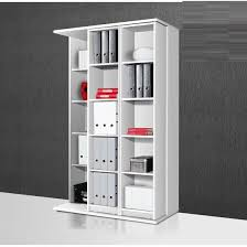 compact office shelving unit with sliding front shelves provide extra storage shelf office cheap office shelving