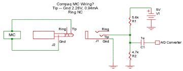 mic wiring diagram wiring diagrams pc microphone wiring diagram wiring diagrams and schematics
