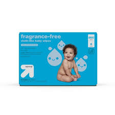 <b>Fragrance Free Baby</b> Wipes Refill Pack - 800ct - Up&Up™ : Target