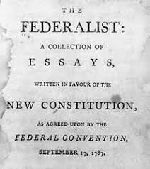 federalist papers  primary documents of american history  virtual    the federalist