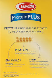 com barilla protein plus rotini pasta ounce prime com barilla protein plus rotini pasta 14 5 ounce prime pantry