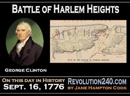 「1776 battle of harlem heights」の画像検索結果