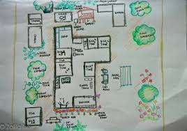 draw your house plans in AUTOCAD from  hand sketdraw your house plans in AUTOCAD from  hand sketches
