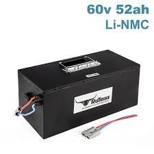 <b>RuTrike</b> 60v 52Ah <b>литиевый</b> тяговый <b>аккумулятор</b>