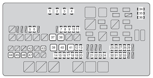 toyota tundra second generation mk2 from 2013 fuse box diagram toyota tundra second generation mk2 from 2013 fuse box diagram