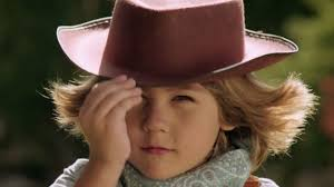 Image result for kid playing cowboy