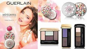 <b>Guerlain</b> Spring 2014 Makeup Collection - <b>Meteorites Blossom</b>
