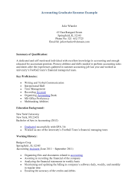 forensic accounting resume sample singlepageresume com accounting 13 resume sample for fresh graduate of accounting 3 curriculum entry level accounting resume samples