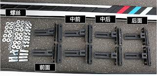 <b>Боковые подножки</b>, <b>пороги BMW</b> Style CHN для Skoda Karoq ...