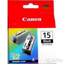 <b>Картридж Canon BCI-15</b> Black и BCI-16 color купить в Санкт ...