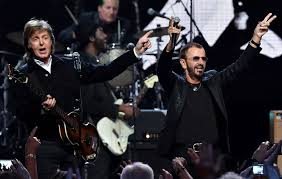 <b>Ringo Starr</b> announces 80th birthday livestream benefit with Paul ...