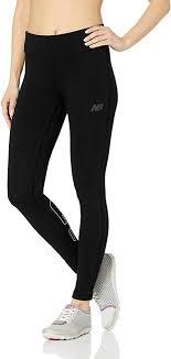 New Balance Women's <b>Nb Athletics Legging</b> Tight: Amazon.co.uk ...