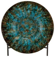 charger plates decorative: turquoise charger plate with stand contemporary decorative plates