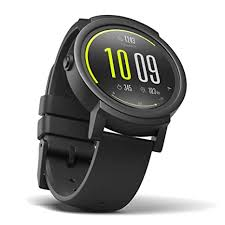 Ticwatch E most comfortable <b>Smartwatch</b>-Shadow,<b>1.4 inch</b> OLED ...