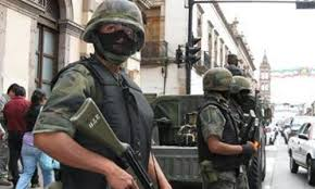 Image result for troops in civilian areas