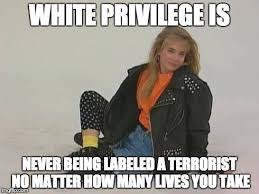 White privilege is making terrible memes and thinking you're ... via Relatably.com