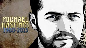 Exclusive: Who Killed Michael Hastings? - mh