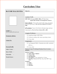 7 cv format for freshers event planning template sample of a cv resume cv format for freshers engineers pontodeescuta info professional