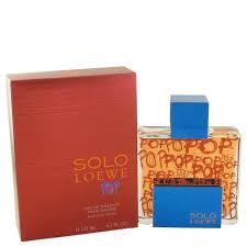 <b>Loewe Solo Loewe Pop</b> Eau De Toilette Spray 4.3 oz | <b>Solo loewe</b> ...
