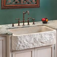 image of stone kitchen apron sink apron kitchen sink