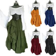 Best value <b>Women Halloween</b> Cosplay <b>Costume Medieval</b> – Great ...