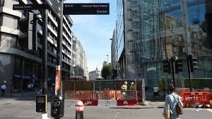Londra'daki Liverpool Caddesi tahliye edildi