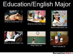 Life of an English Major on Pinterest | Writers, Resume and ... via Relatably.com