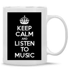 <b>Keep Calm And Listen</b> To Music - Keep Calm and Carry On
