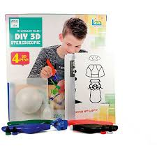 "<b>3Д ручка</b> DIY <b>3D Stereoscopic</b> ""<b>3D</b> Magic Glue"" Динозавр 2, 4 ..."