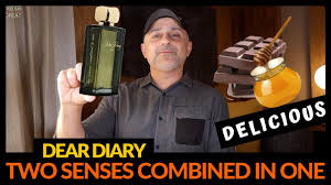 <b>Dear Diary Two Senses</b> Combined In One Fragrance Review | WW ...