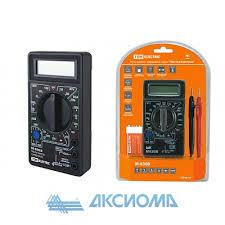 <b>Мультиметр цифровой</b> МастерЭлектрик М-830В <b>TDM</b>
