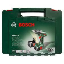 <b>Шуруповерт Bosch PSR</b> 1-14, Ni-C 14,4 В, 1,5 Ач в Москве ...