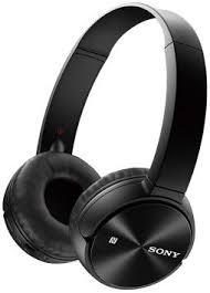 Купить <b>Наушники</b> с микрофоном <b>SONY MDR</b>-<b>ZX330BT</b>, Bluetooth ...