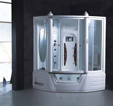 bathroom designs luxurious: breathtaking home design ideas luxurious bathroom interior new inspiration with white shower enclosures along head also