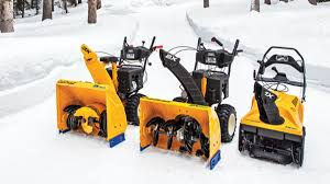 How to Decide Between a <b>Single</b>-<b>Stage</b> or Two-Stage Snow Blower