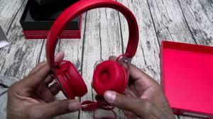 <b>Beats EP</b> Wired <b>On-Ear Headphones</b> - YouTube