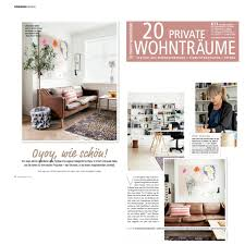 articles editorial work com article in the magazine 20 private wohntraumlume