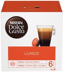 Купить кофе <b>Nescafe Dolce Gusto</b> Lungo в интернет-магазине ...