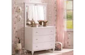 <b>Зеркало</b> к комоду с тремя ящиками <b>Romantic</b> фабрики <b>Cilek</b> ...