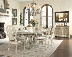 Old World Dining Room Sets Antique White Dining Room Table Table Pedestal Old World Pedestal
