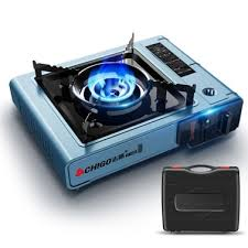 <b>Portable</b> Gas Stove 2900W <b>Cassette Grill</b> with Carry Case - US ...